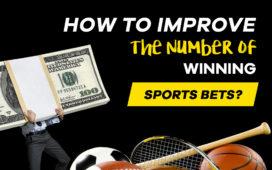 How to improve the number of winning sports bets?